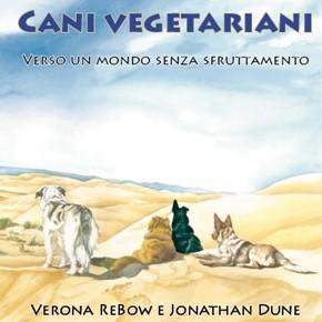 Cani vegetariani? Un libro dice di sì